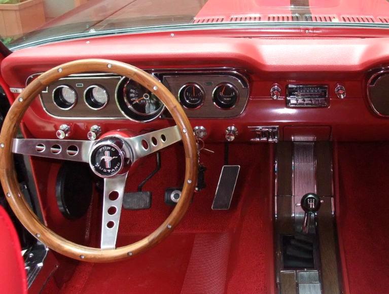 66 Mustang Grant Steering Wheel Issue Vintage Mustang